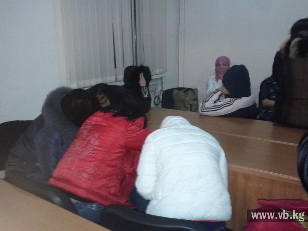 Бишкека гувд проститутки
