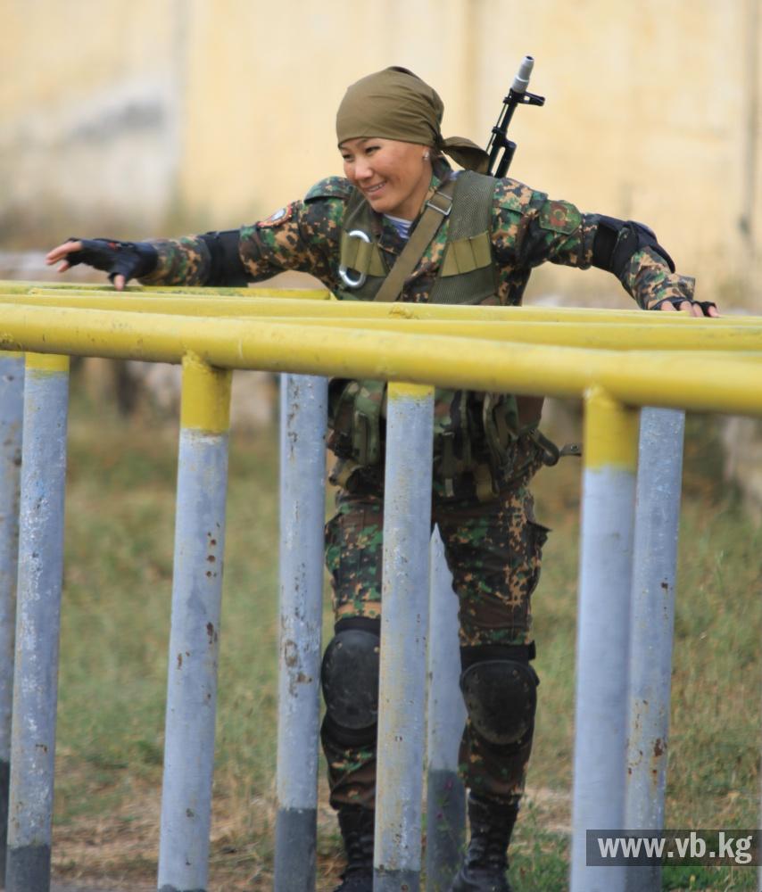Поступление в армию для девушек