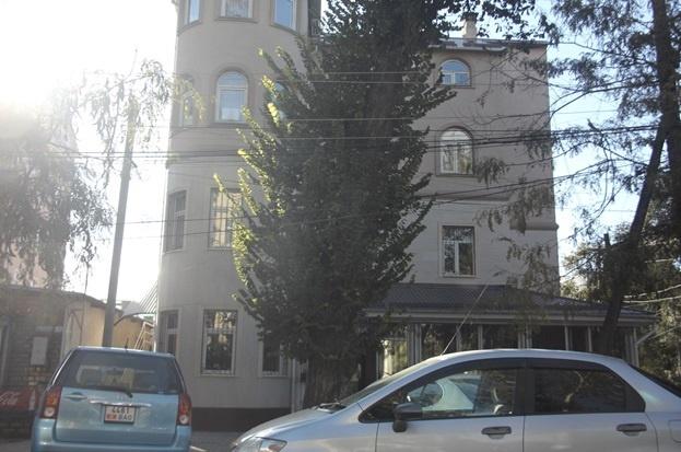 Что находится в собственности супруги Омурбека Текебаева