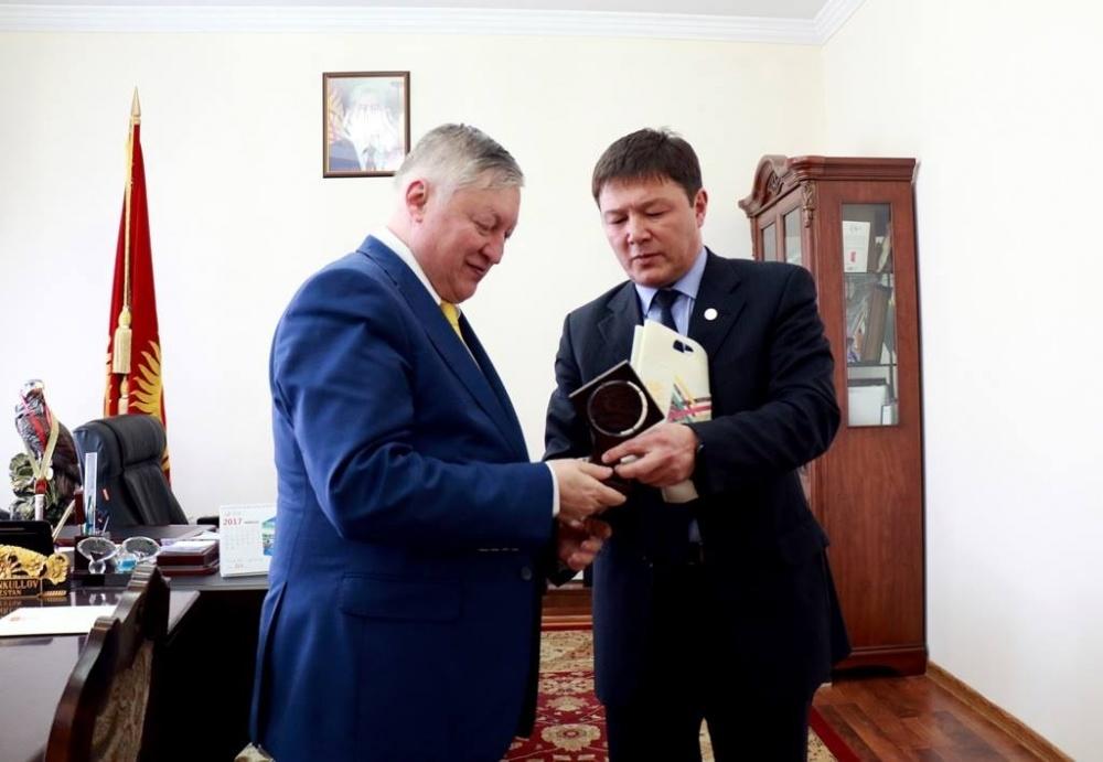 Кыргызстан примет чемпионат Азии по шахматам среди ЛОВЗ