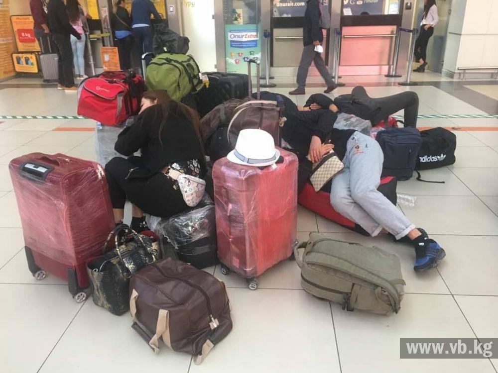 Граждане Кыргызстана после шести месяцев работы в Турции остались без денег