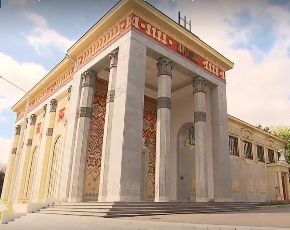 павильон кыргызстан на вднх фото интерьере квартиры полу