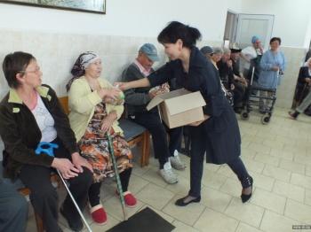 Сокулукский дом-интернат престарелых и инвалидов социальная помощь в дома престарелых