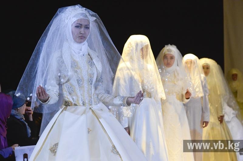 Модные Мусульманские Свадебные Платья