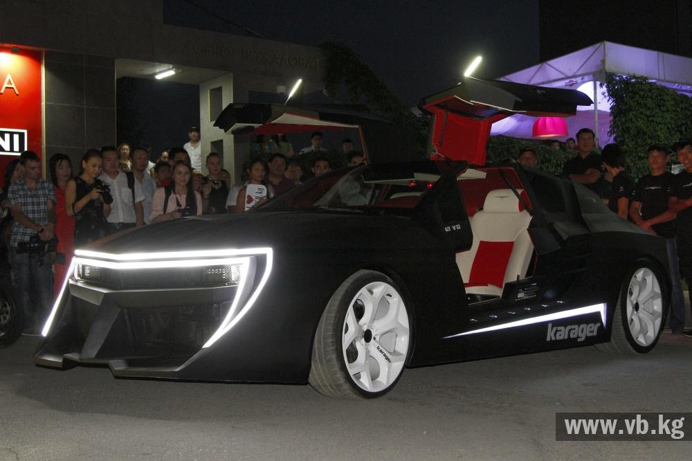 автомобиль тесла в кыргызстане