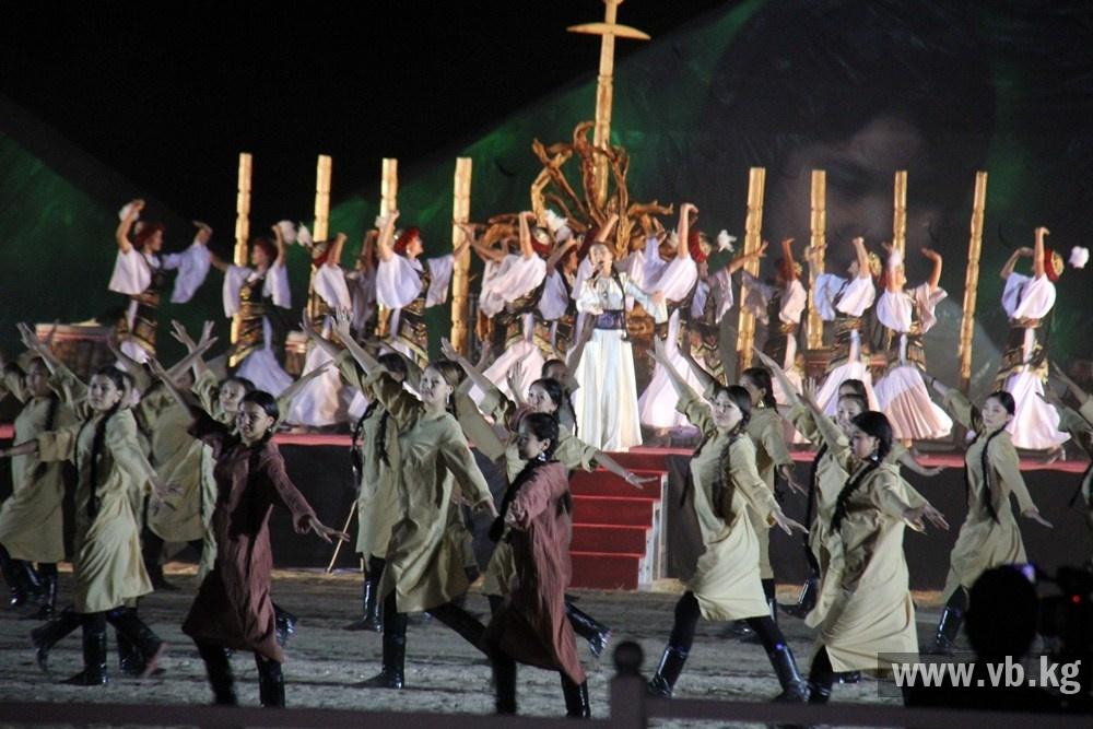 На Иссык-Куле официально открыли Всемирные игры кочевников