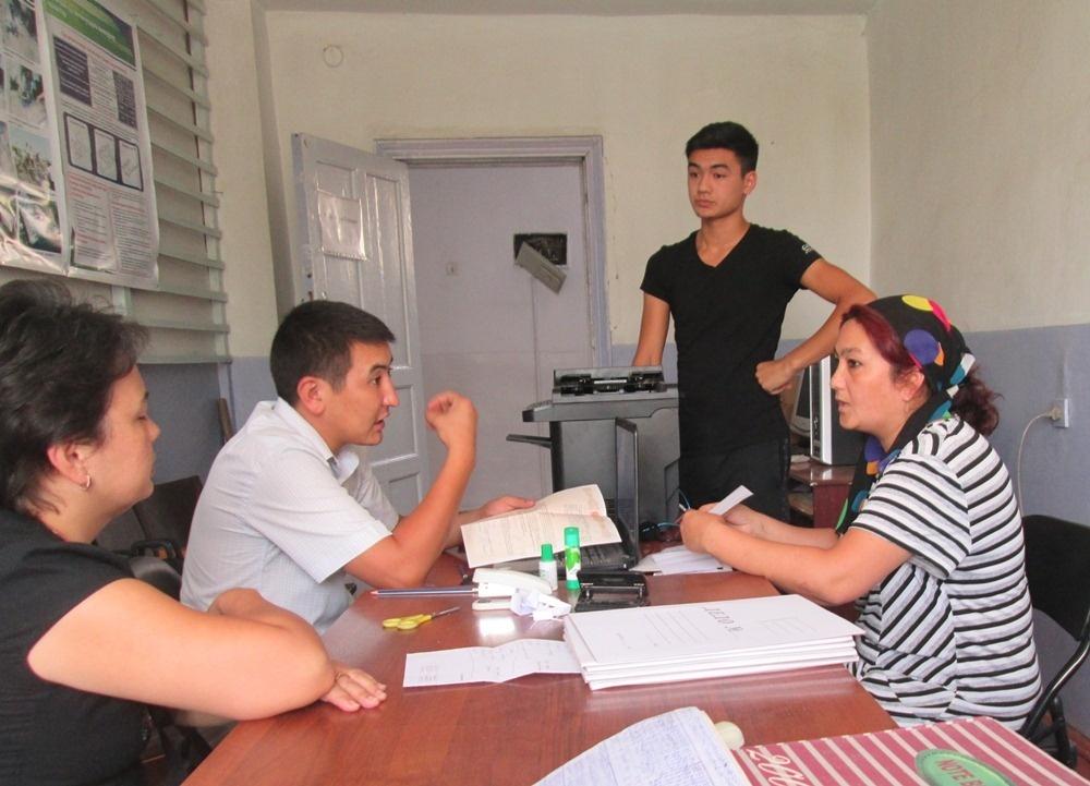 В Кыргызстане реализуют проект для лиц без гражданства