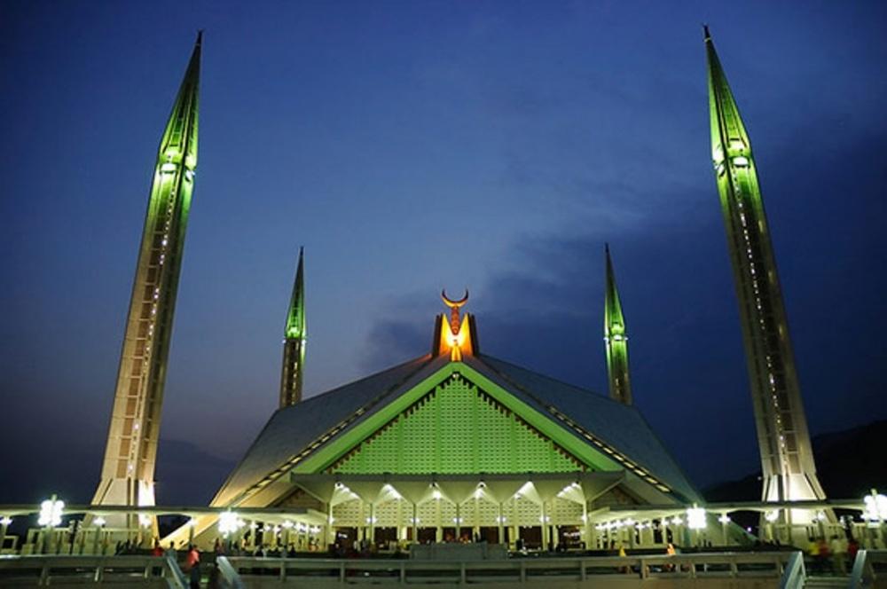 фото мечети мира