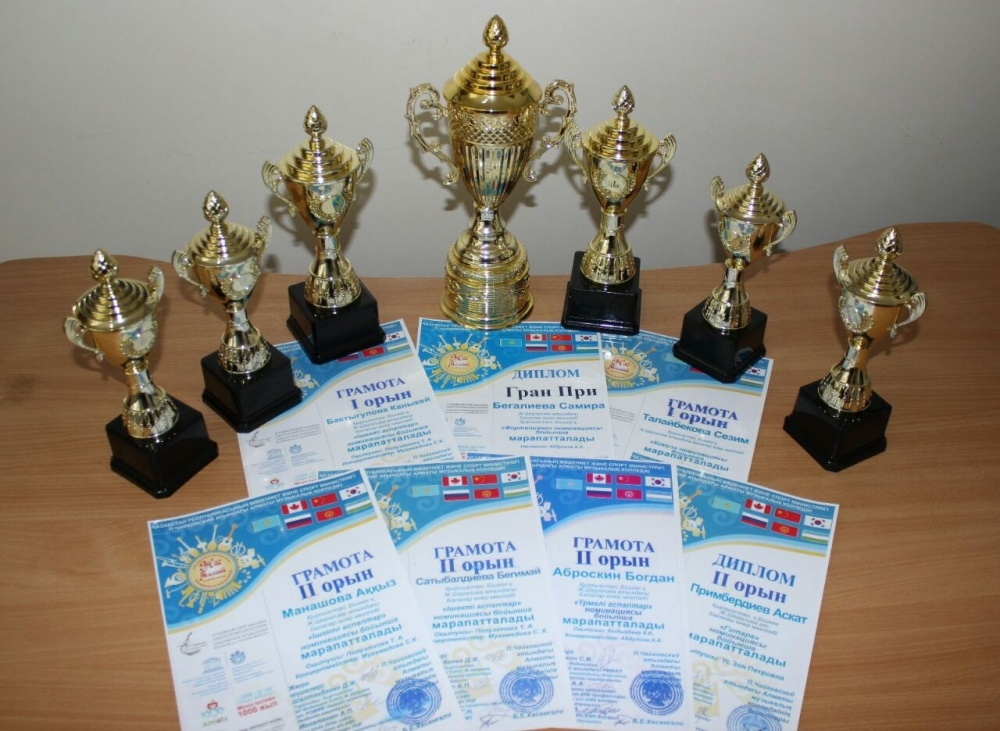 Конкурсы на приз в казахстане