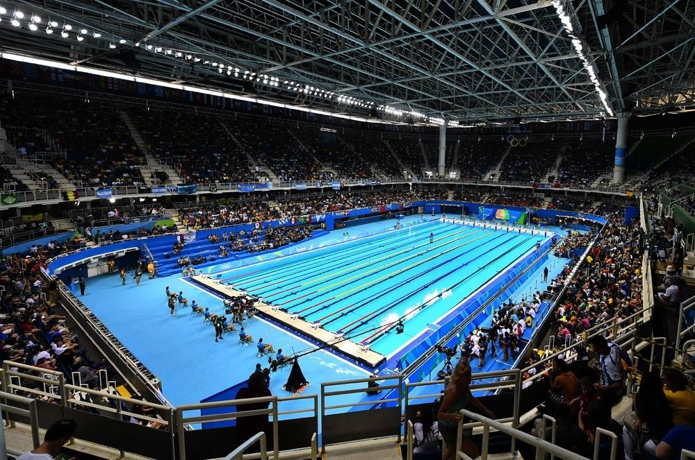 Олимпиада в Рио: 16-летний пловец Петрашов установил рекорд Кыргызстана