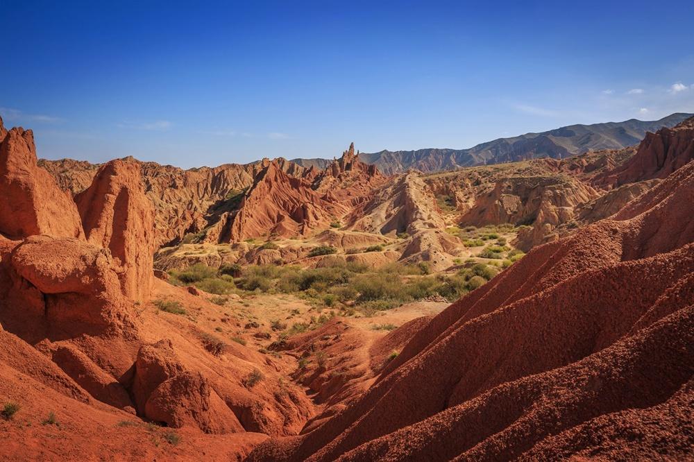 """Это вам не кадры из """"Игры престолов"""". Это пейзажи Кыргызстана!"""