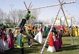 С международным праздником Нооруз, дорогие наши читатели!