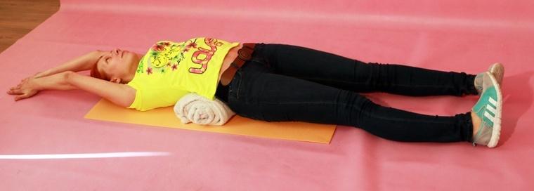 Видео упражнения для сжигания жира на животе и на боках
