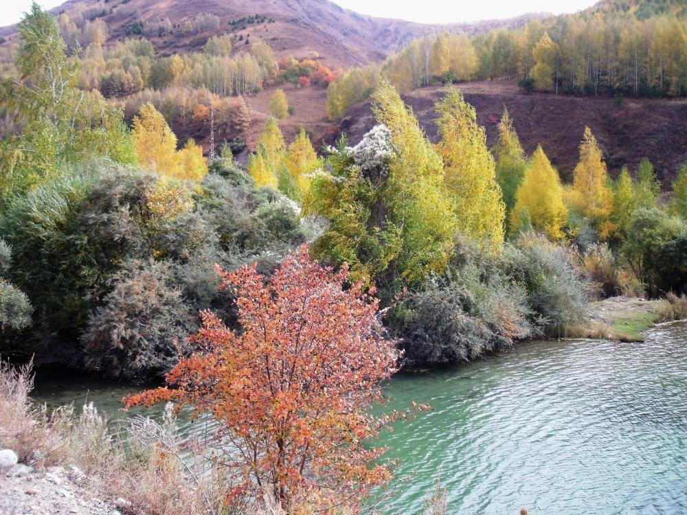 Путешествие по Кыргызстану: Чон-Кемин